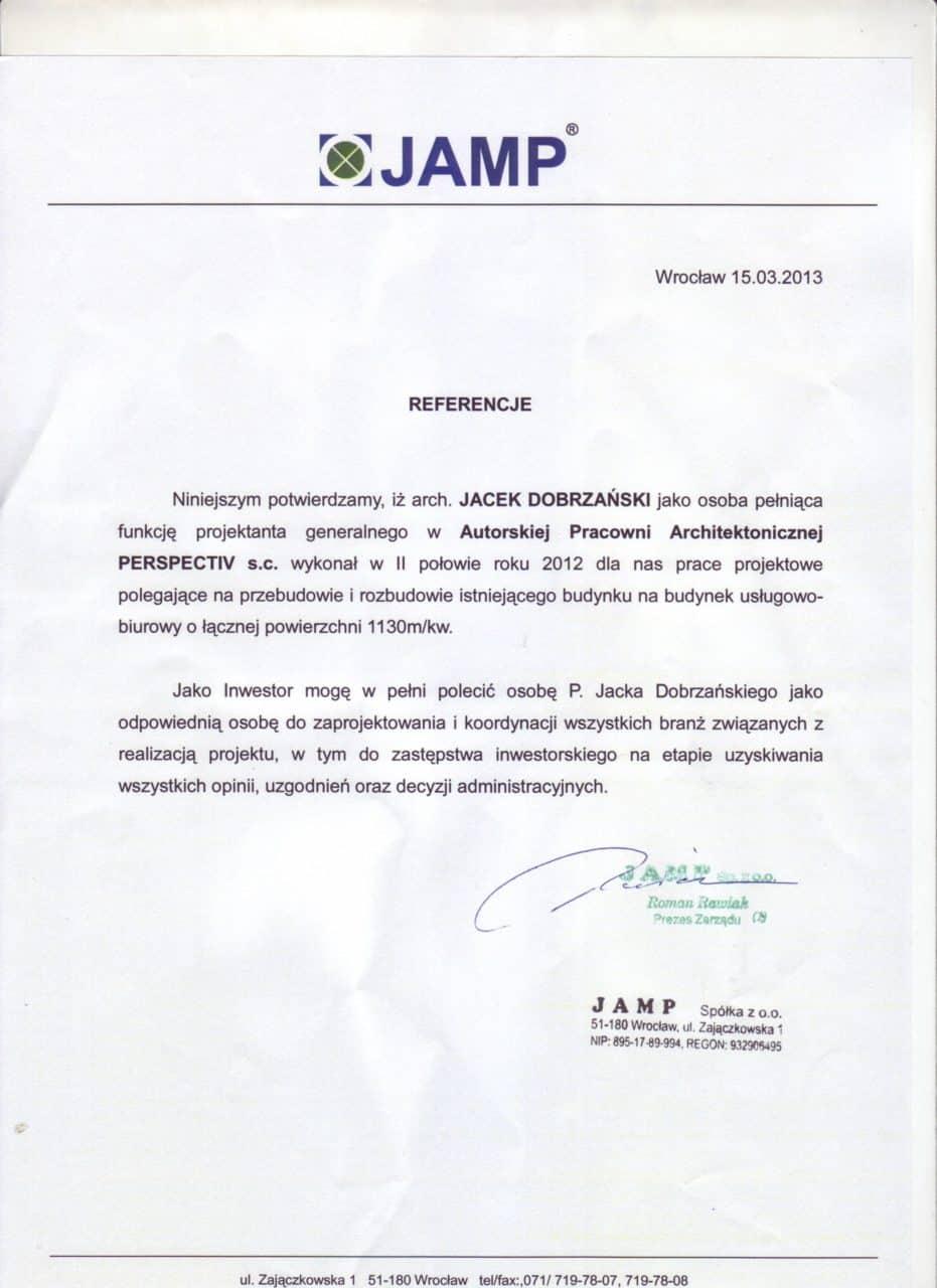 List referencyjny_JAMP