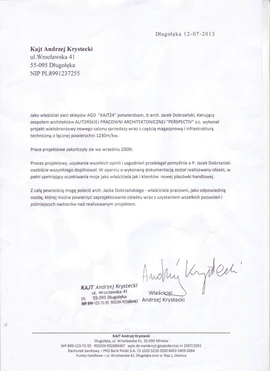 List referencyjny_KAJT