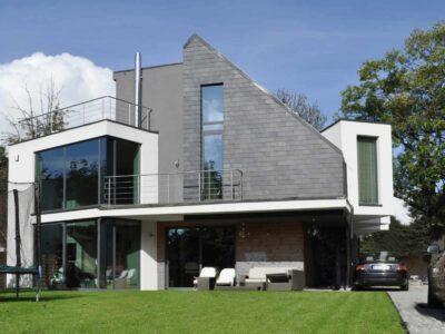 Dom Niskie Łąki 2011