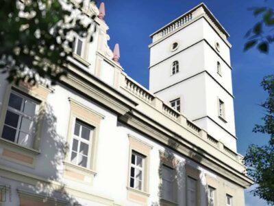 Pałac Jarząbkowice – remont